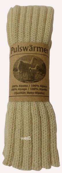Pulswärmer Alpaka