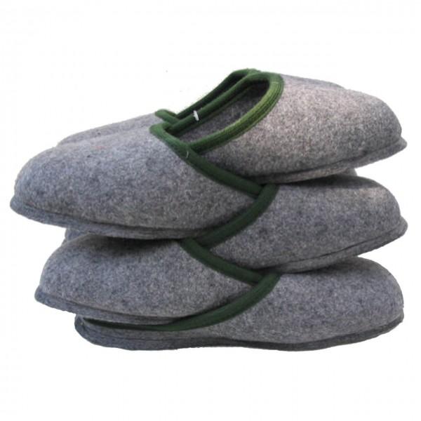 Schlosspantoffel für Stahlkappenarbeitssschuhe 5er Set
