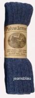Pulswärmer Alpaka jeans